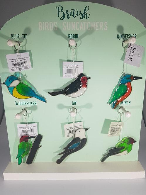 Suncatcher British Birds