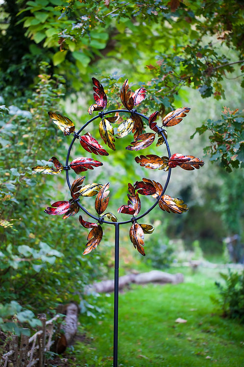 Chatsworth Cascade Wind Spinner