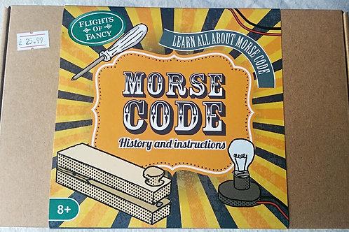 Morse Code History Kit
