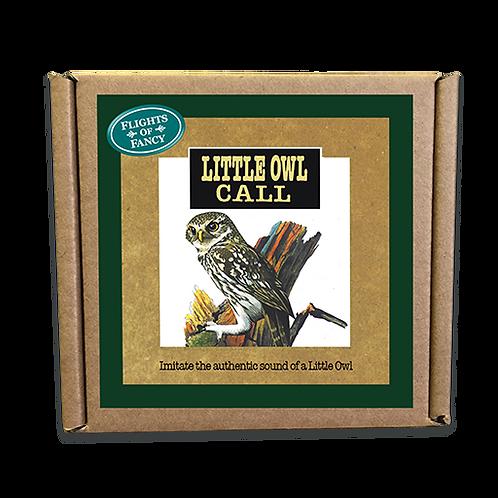 Little Owl Hoot Bird Caller