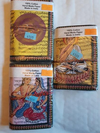 Notebook Ind cotton sm