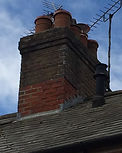 bird guard and chimney cap