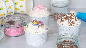 Hjemmelaget is – med sommerens smaker!