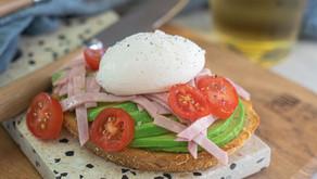 Posjert egg