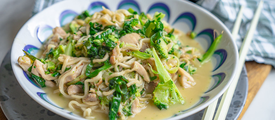 Kylling Green Curry - hverdagsfavoritten
