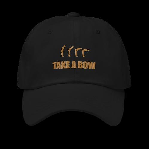 """""""Take A Bow"""" Hat"""