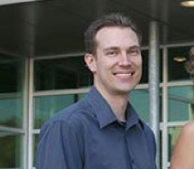 Dustin Little wins postdoc association award