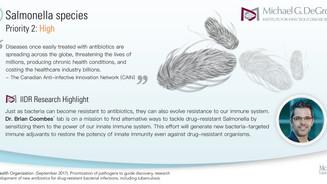 It's World Antibiotic Awareness Week