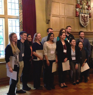 IIDR honors our rising stars