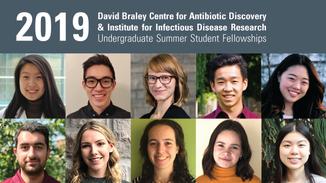 2019 Summer Fellowships Announced