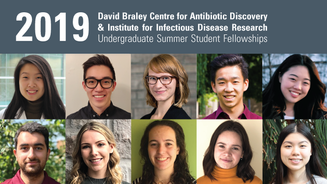 2019 Summer Fellowships Announced