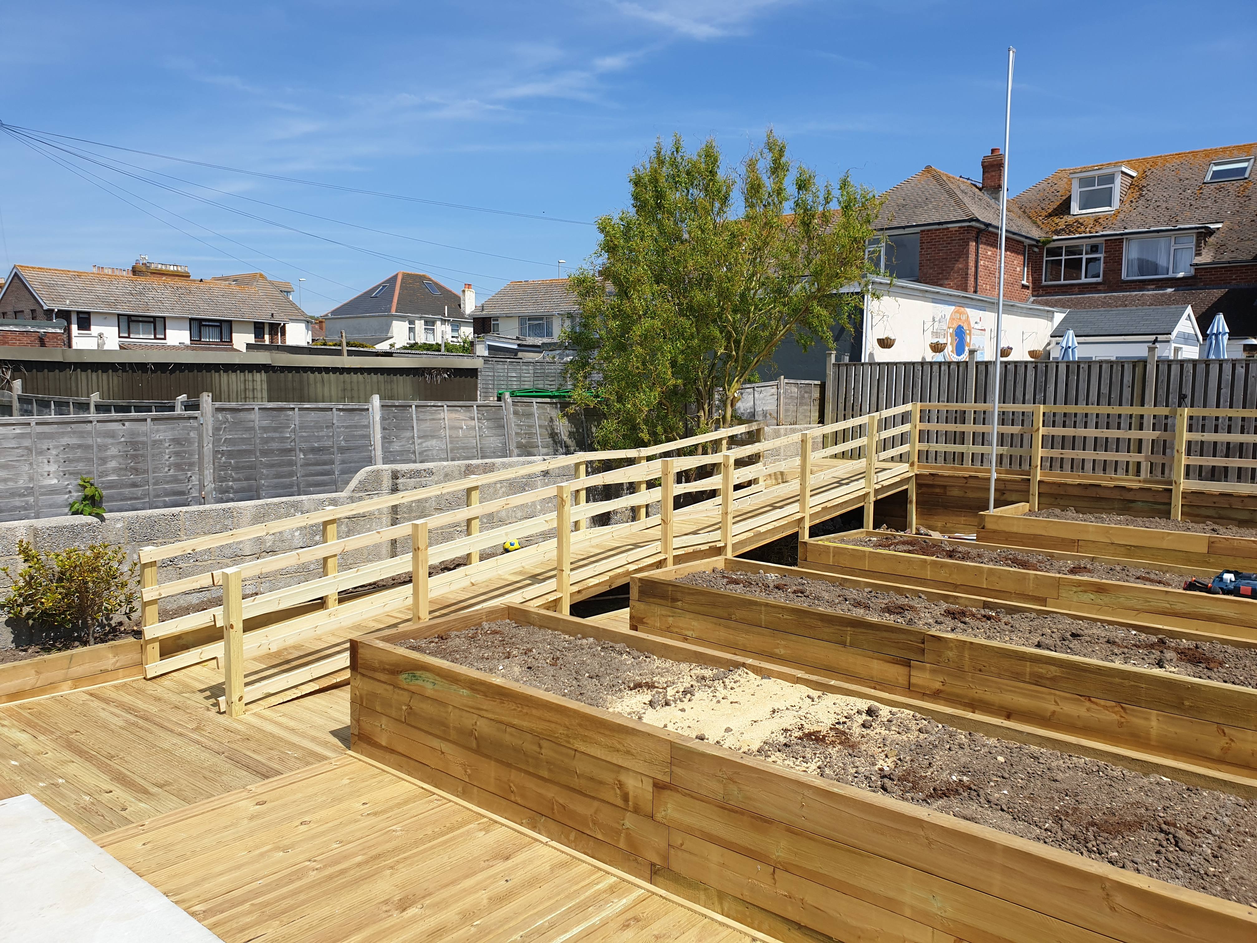 Decking Weymouth Dorchester