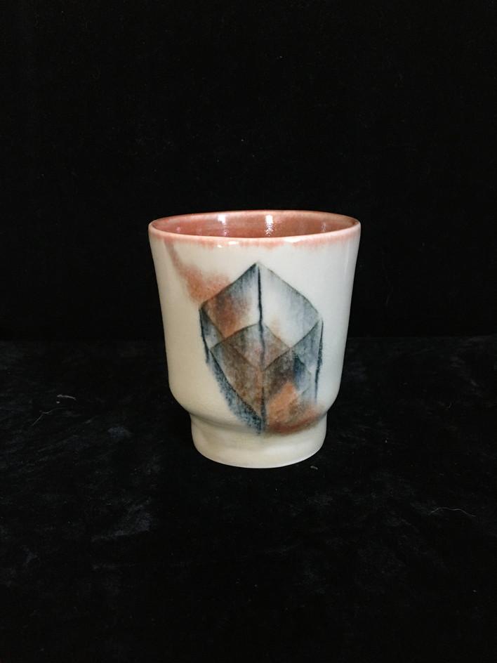 glaze test cup