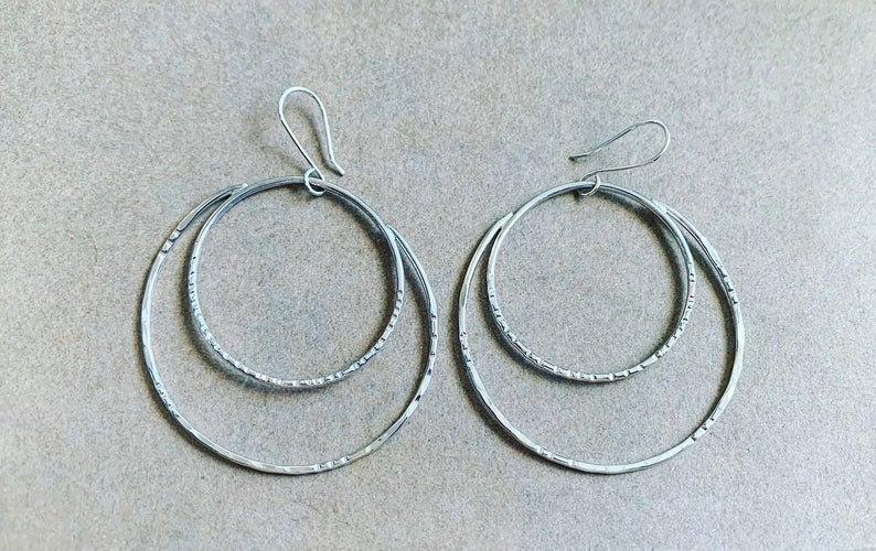Luna Hoop Earrings