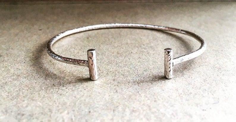 Open Bar Cuff / Bracelet