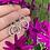 Thumbnail: Dainty Linked Loop Earrings