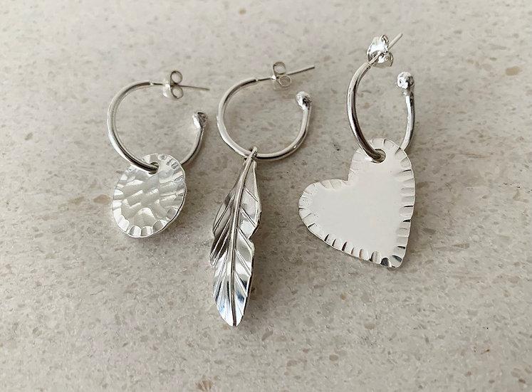 Your Charm Choice Earrings