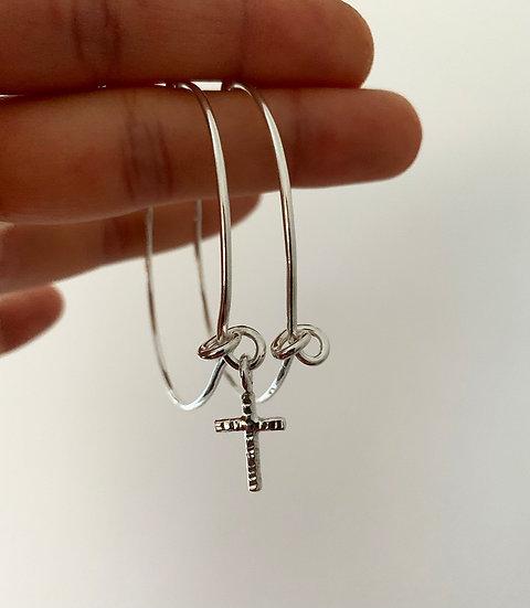 Twisted Faith Earrings