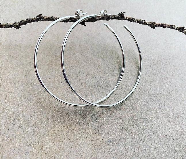 Chic Hoop Earrings