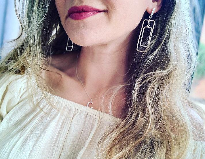 City Chic Stud Earrings
