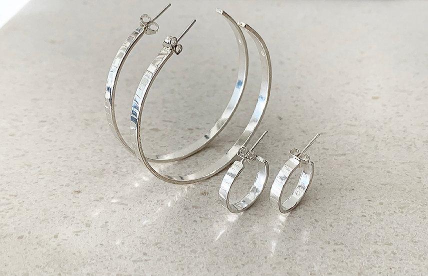 Sanibel Hoop Earrings