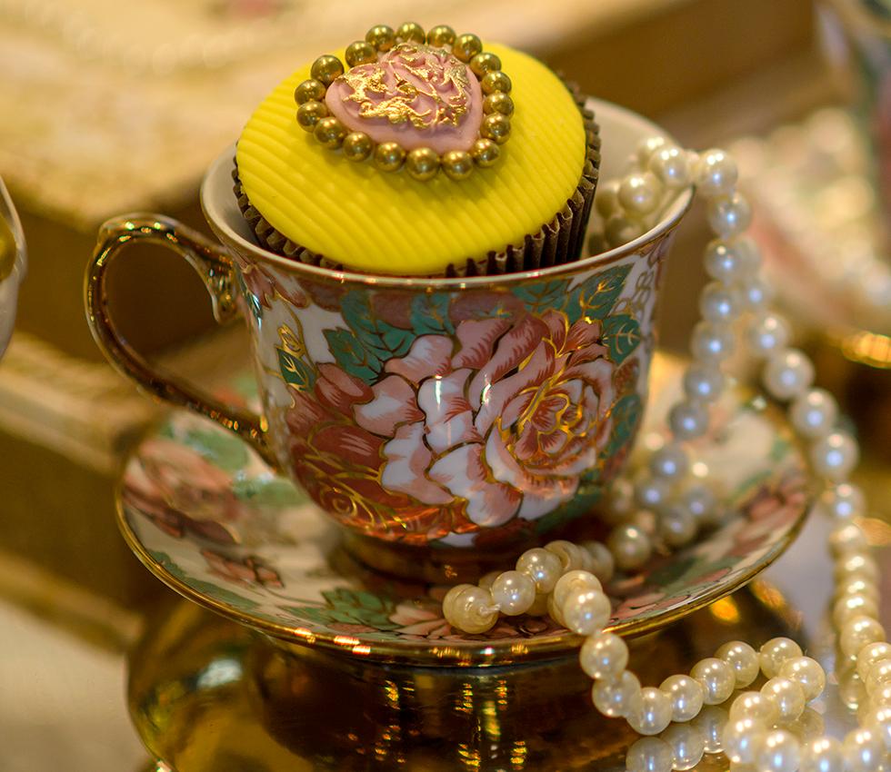 Francine Machado - Cupcakes decorados
