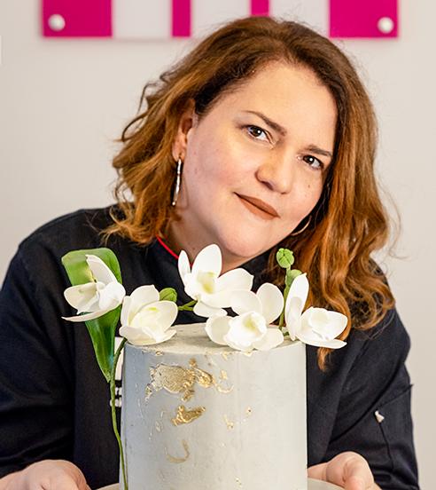 Foto Cake Designer Francine Machado Bolos e Doces