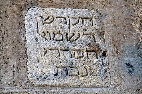 La Barcelona jueva (amb entrada a la Sinagoga)