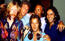 The Dominos with Duane Allman