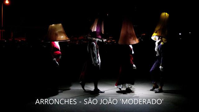 ARRONCHES - AS PRIMEIRAS IMAGENS DO SÃO JOÃO