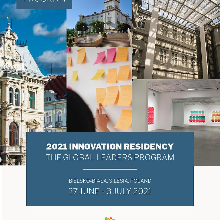 Innovation Exchange 2021 Residency