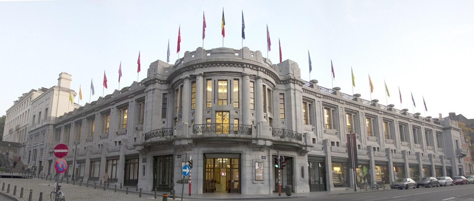Palais des Beaux-Arts Bruxelles