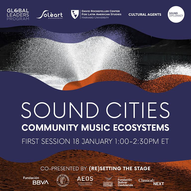 Sound Cities: Community Music Ecosystems