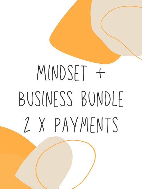 Mindset + Business bundle / 2 Payments