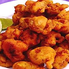 Chicken Pakoda (Chicken Fritters)