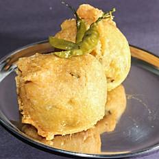 Batata Vada (Potato Dumplings)