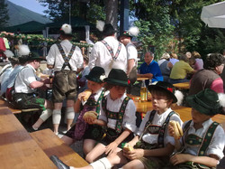 Sommerfest Oberammergau