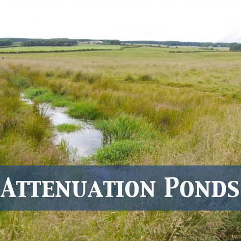 Attenuation Ponds