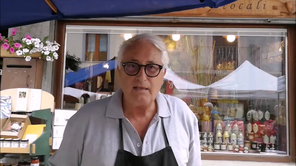 "Cesana Torinese (TO), ""il sabato del...mercatino"""