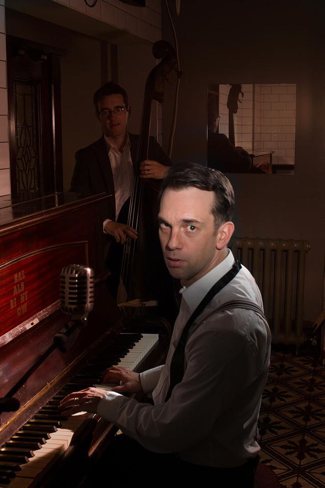 Rob Stringer, Jazz Musician