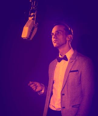 Rob Stringer - Jazz Singer