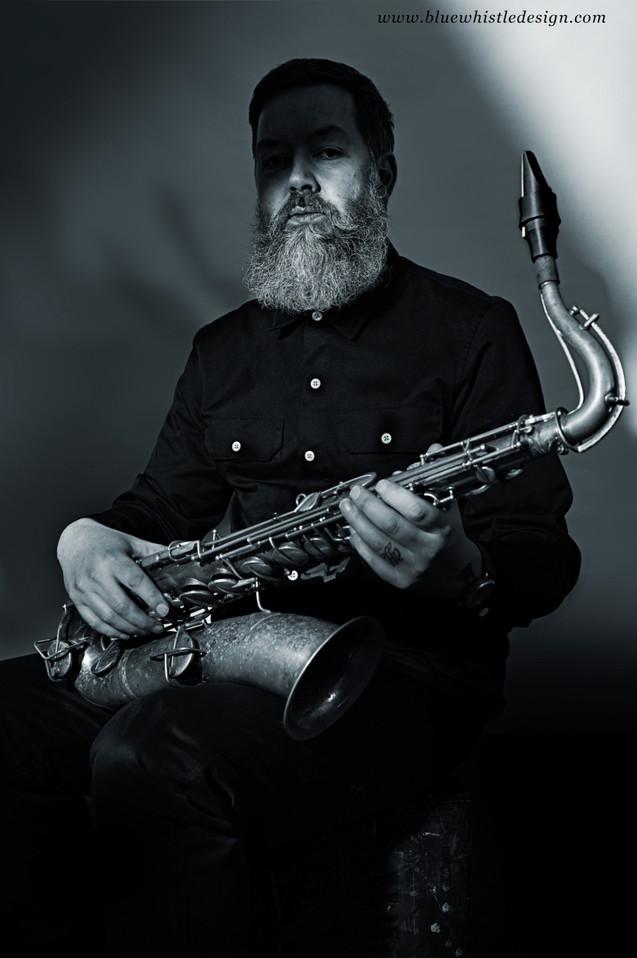 Bob Whittaker: jazz musician