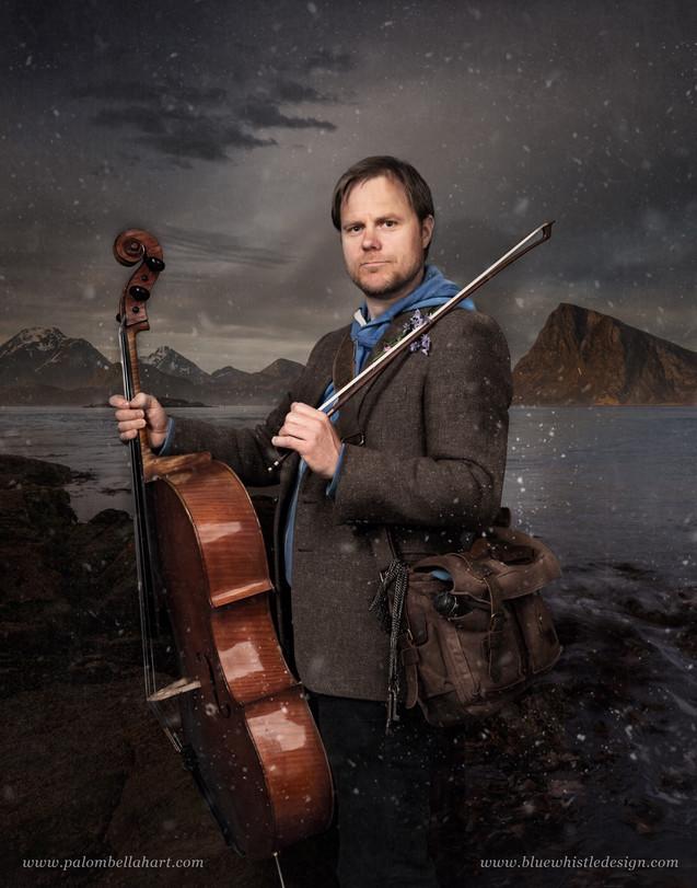Aasgaard's Cello