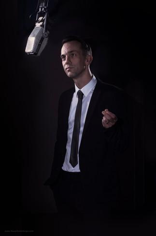 Rob Stringer, Jazz Singer and Pianist