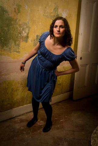 Lizzie Nunnery, Writer, Singer