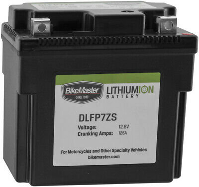 Lithium-Ion Motorcycle Battery