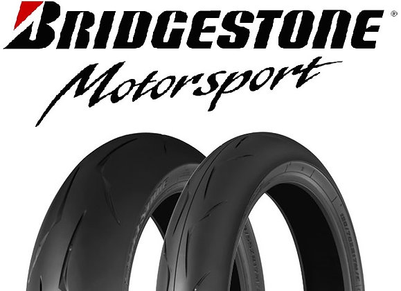 BRIDGESTONE RS10 street&track 120/200 SET