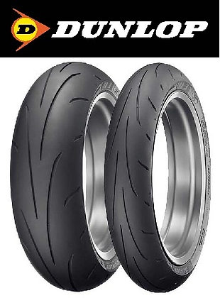 Dunlop Q3 120/180 SET