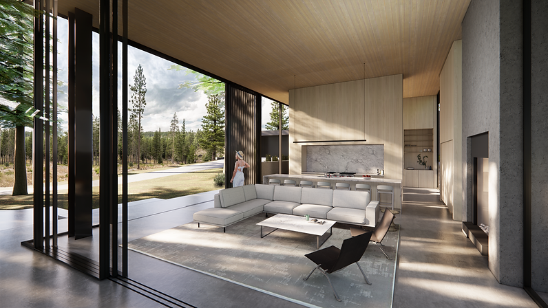 TRUCKEE FOREST HOME 1