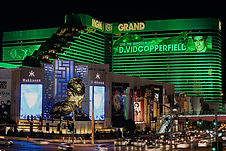 MGM Grand Street View